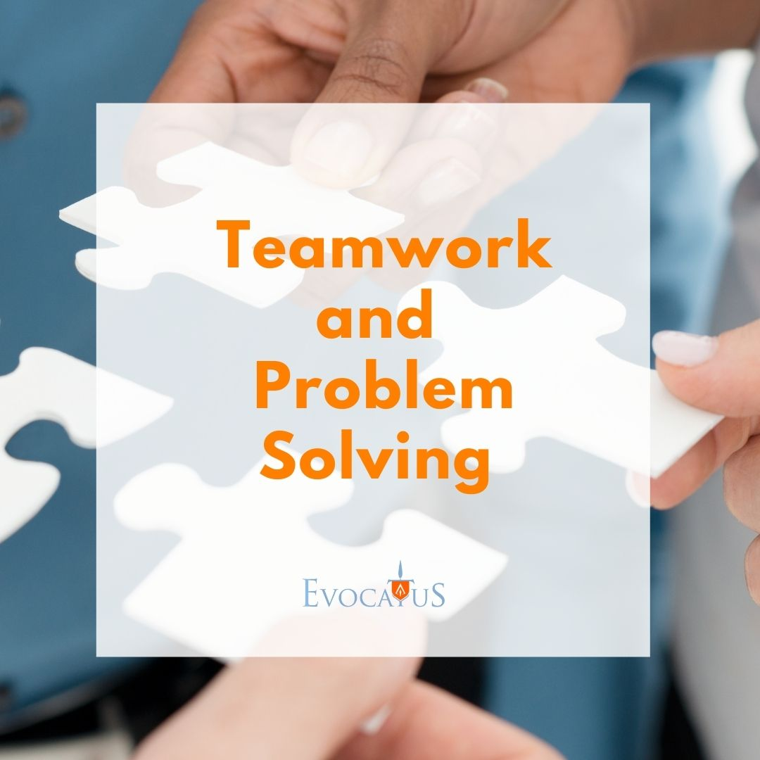 Teamwork and Problem Solving