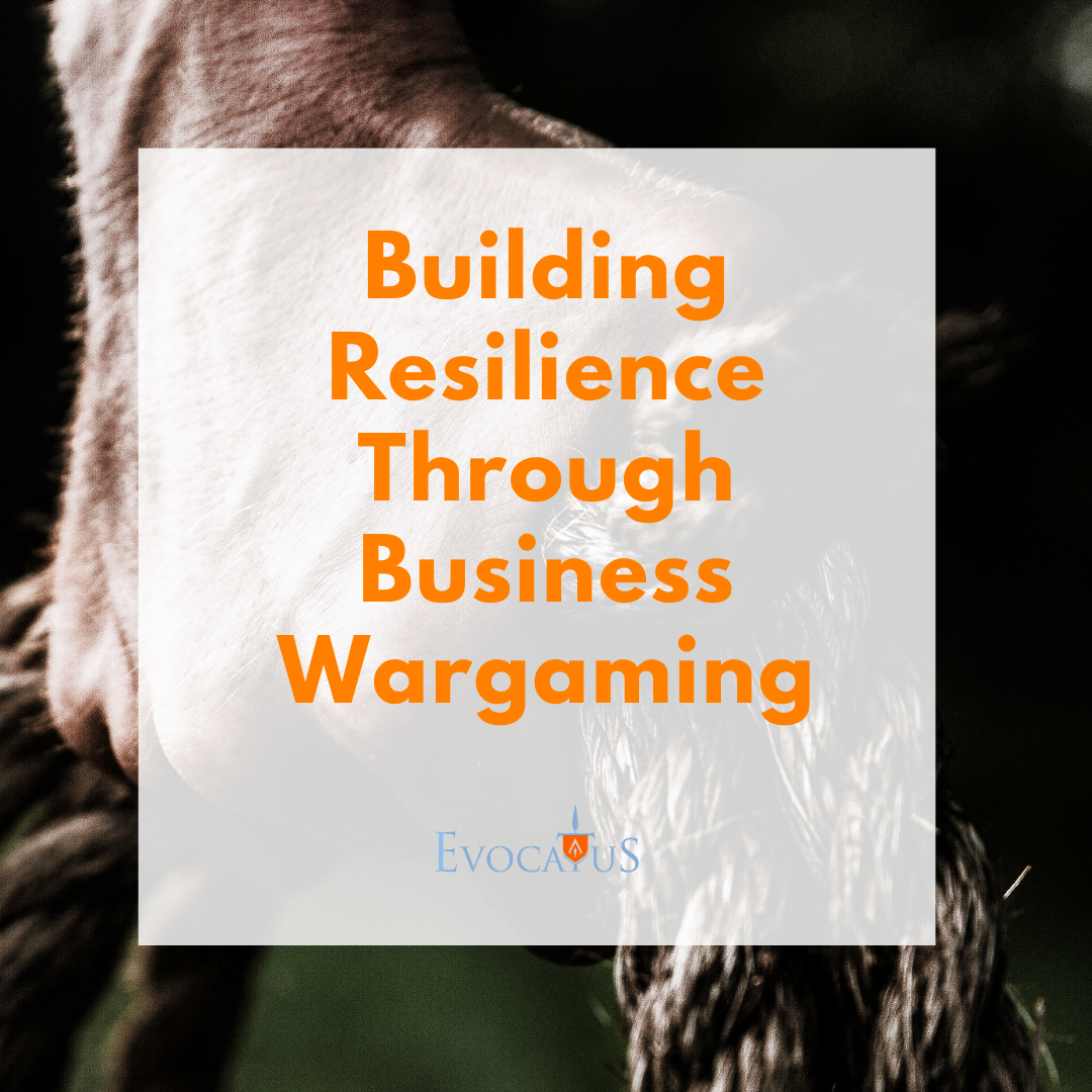 Building Resilience Through Business Wargames