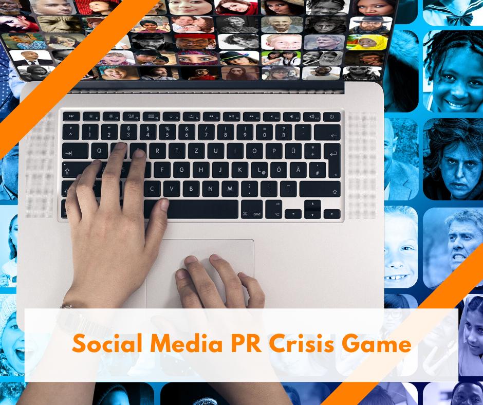 Social Media Pr game
